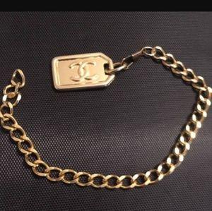 Vintage Chanel Bracelet necklace